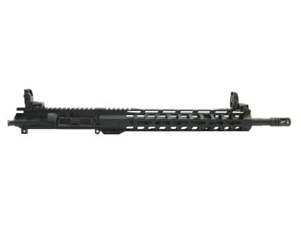 "PSA 16"" CHF Mid-length A2 5.56 NATO 1/7 13.5"" Lightweight M-Lok Upper w/MBUS Sight Set - No BCG or CH"