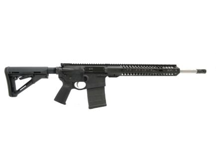 "PSA PX-10 18"" Mid-Length .308 WIN Stainless Steel 13.5"" M-Lok Lightweight MOE CTR EPT Rifle - 5165448549"