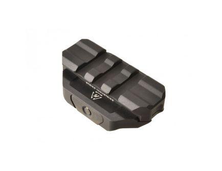 Strike Industries REX Riser Low Profile AR Rail Riser, Black