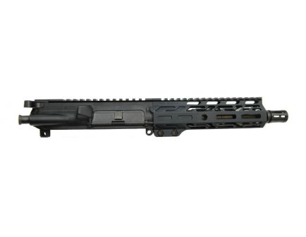 """PSA 7.5"""" Pistol-length 300AAC Blackout 1/8 Phosphate 7"""" Lightweight M-Lok Upper With BCG & CH - 5165449636"""