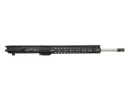 """BLEM PSA Gen2 PA65 20"""" 6.5 Creedmoor 1/8 Stainless Steel 15"""" M-lok Upper - with Adjustable Gas Block, BCG, and CH -5165448667"""