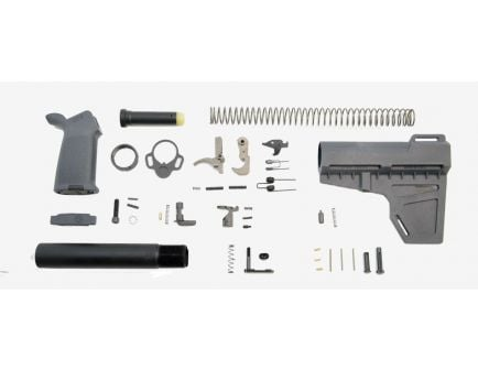 MOE EPT AR-15 lower build kit in gray
