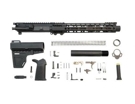 """10.5"""" MOE EPT shockwave railed ar-15 pistol kit"""