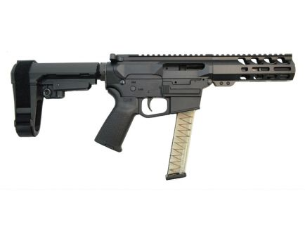 "PSA 4"" 9mm 1/10 Lightweight M-Lok MOE EPT SBA3 Pistol - 5165448803"