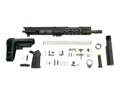 """PSA 10.5"""" Carbine-Length 5.56 NATO 1/7 Phosphate 9"""" M-Lok MOE EPT SBA3 Pistol Kit"""