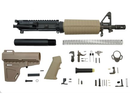 ar pistol parts
