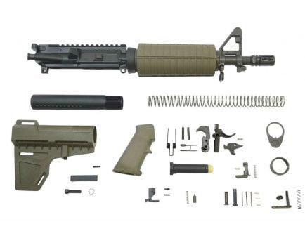 ar-15 pistol buffer tube kit