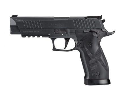 Sig Sauer X-Five .177 Cal Air Pistol, Black - AIR-X5-177-BLK