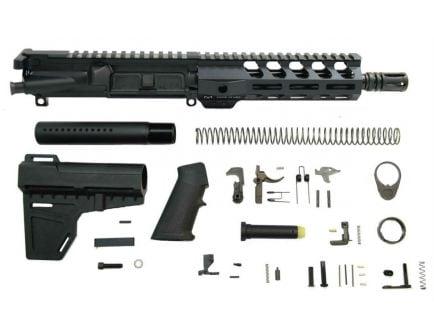 "8.5"" lightweight classic shockwave railed ar-15 pistol kit"