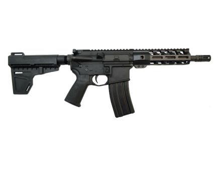 complete ar 15 with pistol length gas system