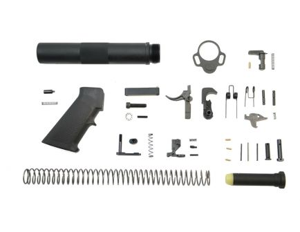 Palmetto State Armory AR-15 Lower Build Kit in Black