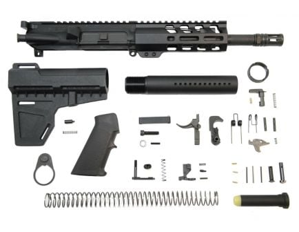 "8.5"" classic shockwave AR-15 300 blackout pistol kit"