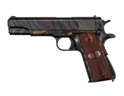 "Auto Ordnance 1911 .45 ACP 5"" Pistol, Color Case Hardened - 1911GCH"