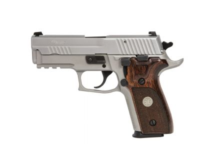Sig Sauer P229R 9mm Alloy Stainless Elite Compact Pistol  - 229R-9-ASE