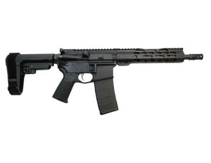 """PSA 10.5"""" Carbine-Length 5.56 NATO 1/7 Nitride 9"""" Lightweight M-Lok MOE EPT SBA3 Pistol - 5165449599"""