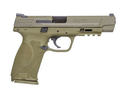 Smith & Wesson M&P9 M2.0 9mm Pistol (No Thumb Safety), Flat Dark Earth - 11989