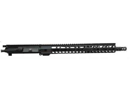 "PSA 16"" Mid Length 1/7 Nitride  15"" Lightweight M-lok Upper With BCG & CH - 5165449680"