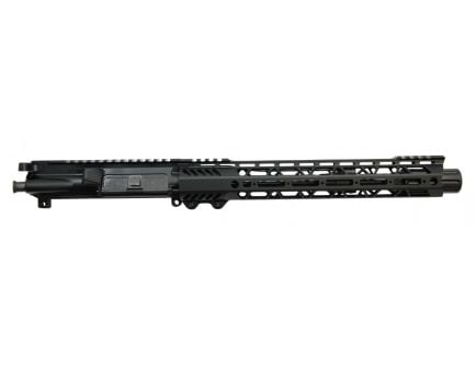"PSA 10.5"" Carbine-Length 5.56 NATO 1/7 Nitride 12"" Slant M-lok Upper - With BCG & CH - 5165449683"