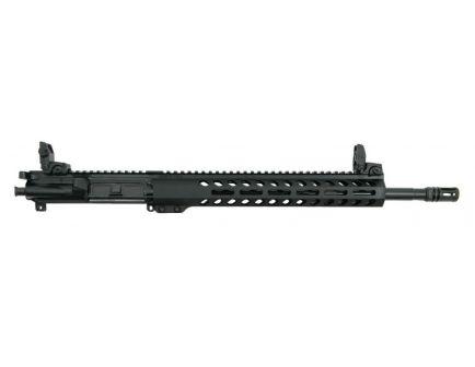 "PSA 16"" Mid-Length 5.56 NATO 1/7 Nitride 13.5"" M-Lok Upper With, BCG, CH, & MBUS Sight Set - 5165449691"