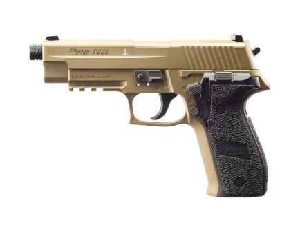Sig Sauer P226 .177 Cal Air Pistol, Flat Dark Earth - AIR-226F-177-12G-16-FDE