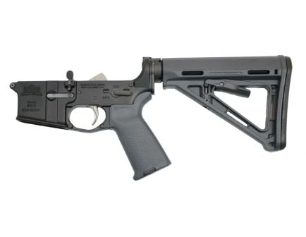 complete ar 15 lower with no magazine