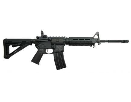"PSA 16"" M4 5.56 NATO 1/7 Nitride MOE EPT 101st Airborne Freedom Rifle With Rear MBUS Sight"