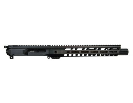"PSA PA-9 Gen4 10.5"" 9mm 1/10 Nitride 12"" Slanted M-Lok Railed Upper With BCG & CH"