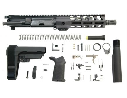 "PSA 8.5"" 300 blackout railed pistol kit"