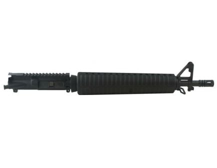 "PSA 16"" Carbine-Length M4 5.56 NATO 1/7 Nitride Dissipator Upper - Black- No BCG or CH"