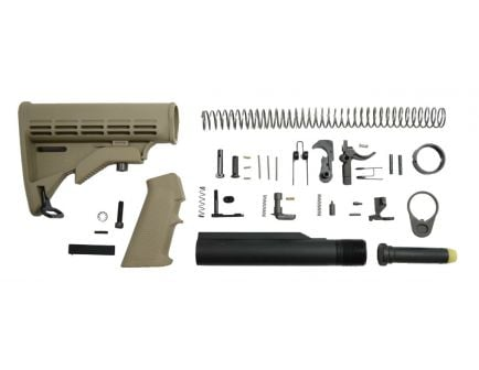 AR-15 Lower Build Kit in Flat Dark Earth