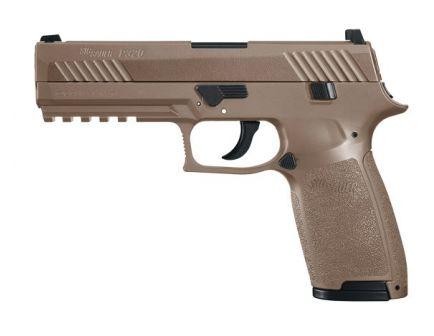 Sig Sauer P320 .177 Cal Air Pistol, Coyote Tan - AIR-P320-177-30R-CYT