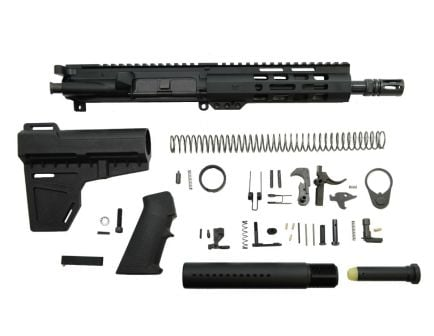 "8.5"" blackout classic shockwave railed pistol kit"