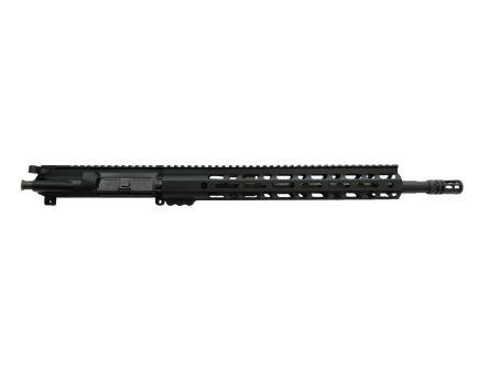 "PSA 16"" Pistol-Length 300AAC Blackout 1/8 Nitride 13.5"" 2A Armament M-Lok Upper - With BCG & CH - 5165449832"
