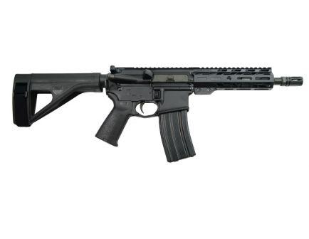 "PSA 8.5"" Pistol-Length 300AAC Blackout 1/8 Nitride 7"" Lightweight M-Lok MOE SOB Pistol - 5165449855"