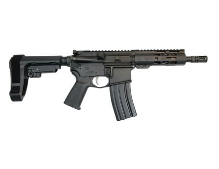 complete ar 15 rifle with m4 barrel extension
