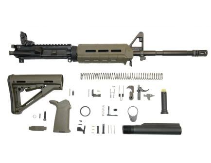 "Ar 15 moe kit for PSA 16"" M4 with moe handguards."