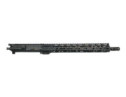 "PSA 16"" Mid-Length 5.56 NATO 1/7 Nitride 15"" Lightweight M-lok Upper - With BCG, & CH - 5165449907"