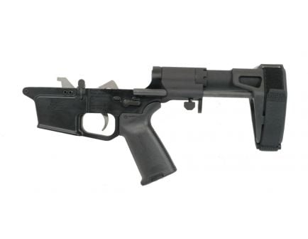 PSA PX-9 Forged Complete MOE+ EPT PDW Pistol Lower- Uses Glock® Style Magazine