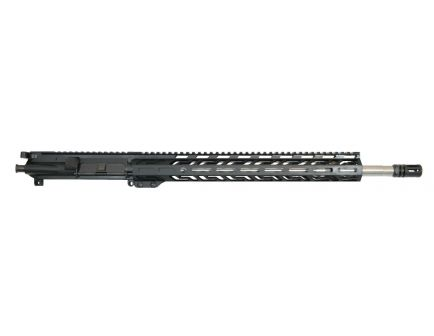 """PSA 18"""" Rifle-Length 6.5 Grendel 1/8 Stainless Steel 15"""" Lightweight M-Lok Upper - With BCG & CH - 5165449993"""