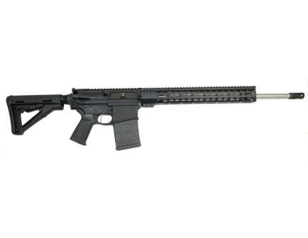 "PSA Gen2 PA10 20"" Rifle-Length .308 WIN Stainless Steel Lightweight M-Lok MOE CTR Two-Stage Rifle - 5165450000"