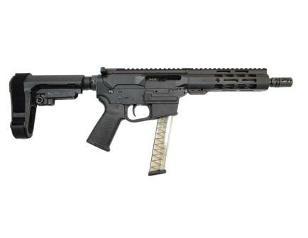 """BLEM PSA 8"""" 9mm 1:10 7"""" Lightweight M-Lok MOE SBA3 Pistol"""