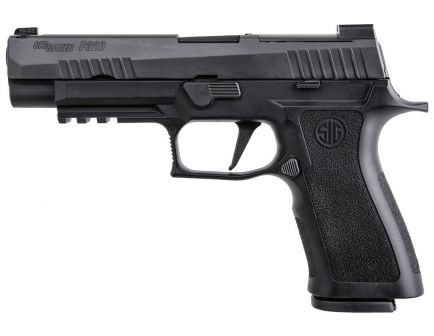 Sig Sauer P320 Nitron Full-Size 9mm Pistol with Night Sights - 320XF-9-BXR3