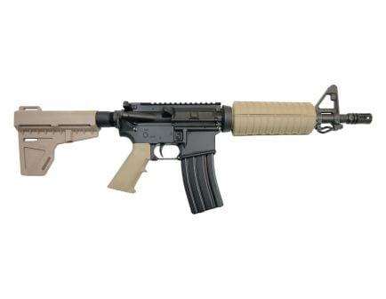 10.5 inch nitride classic ar 15 pistol