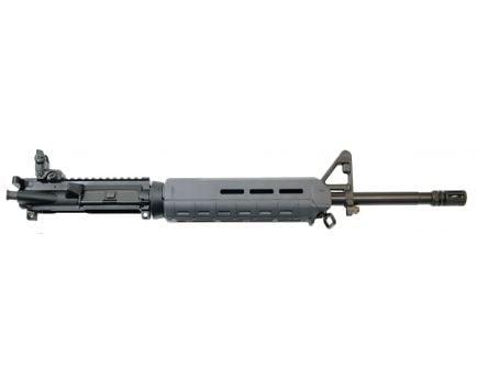 "PSA 16"" Mid-Length 5.56 NATO 1/7 Nitride MOE Upper, Gray - With BCG, CH, & MBUS Rear Sight - 5165450089"