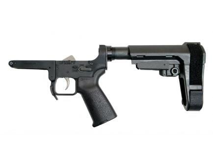 PSA Gen2 KS-47 MOE EPT SBA3 Pistol Lower Receiver, Black