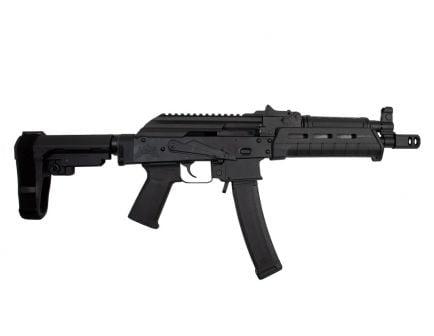 PSA AK-V 9mm MOE SBA3 Pistol, Black - 5165450169
