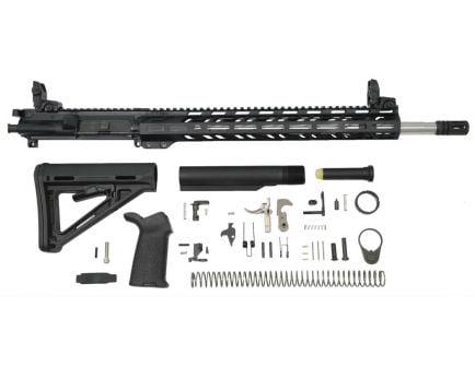 AR-15 Stainless Steel Railed build kit