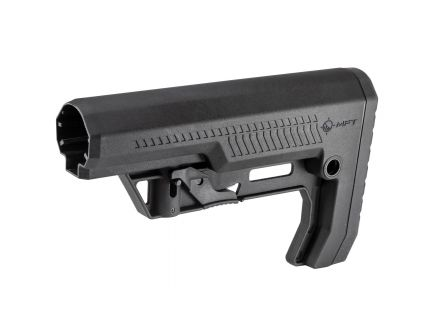 Mission First Tactical Battlelink Polyamide Extreme Duty Minimalist Stock, Black - BMSMIL-EXD