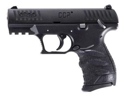 "Walther CCP M2 .380ACP 3.54"" 8rd Pistol, Black - 5082500"