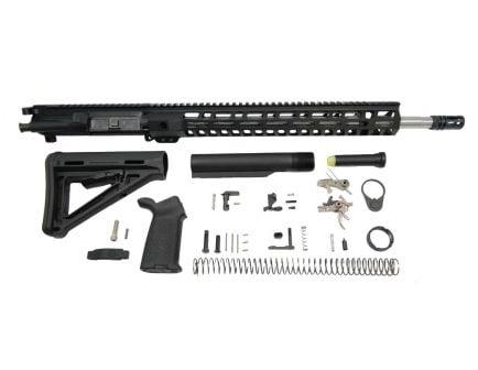 "BLEM PSA 18"" Rifle-Length 6.5 Grendel 1/8 Stainless Steel 15"" Lightweight M-Lok MOE 2-Stage Precision Rifle Kit"